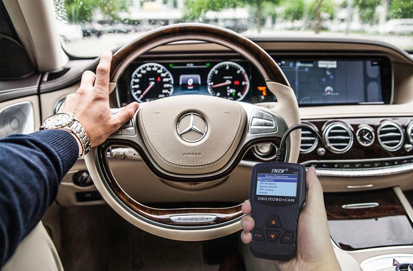 car terms on-board diagnostics