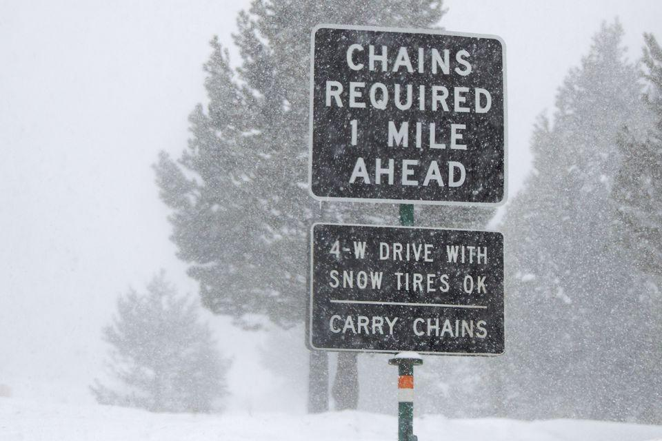 truck driving tips in the mountain