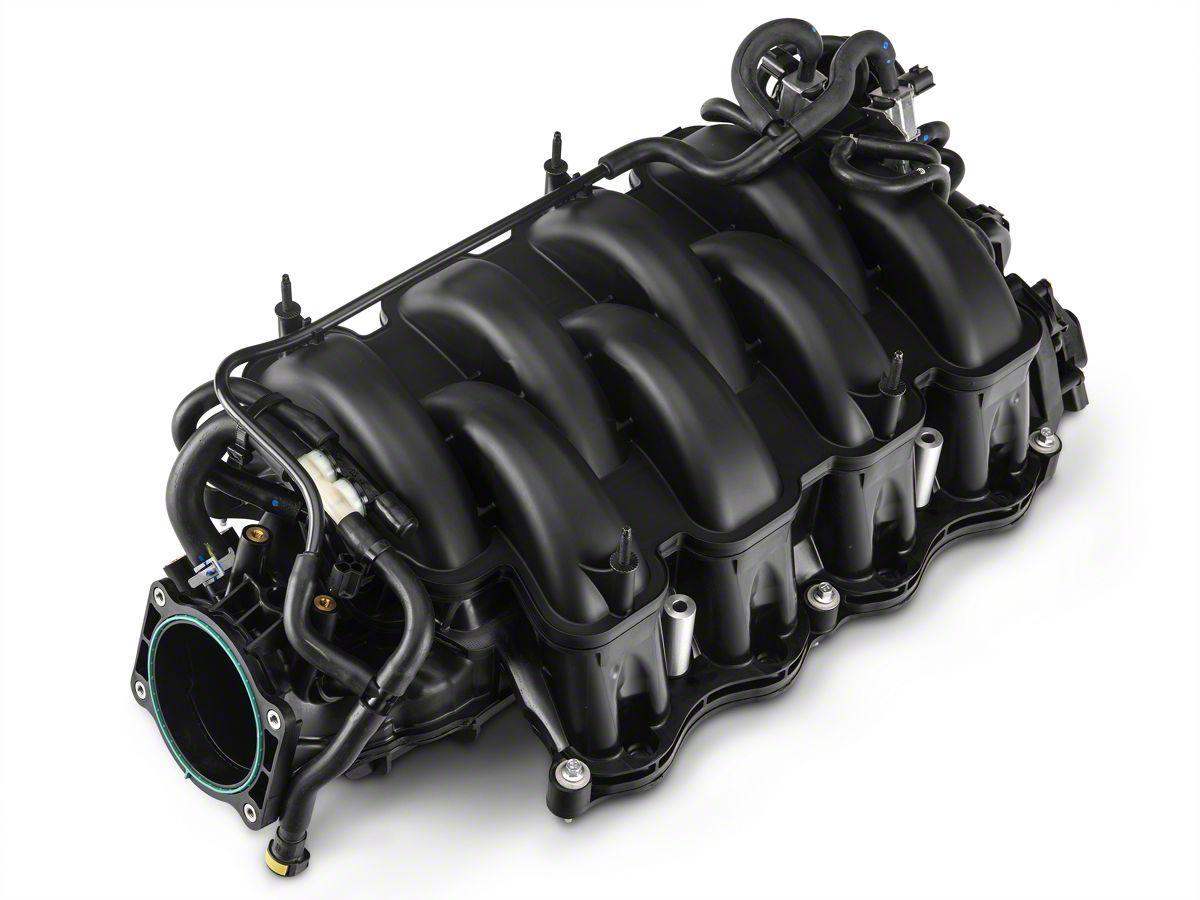 find vacuum leak in intake manifold