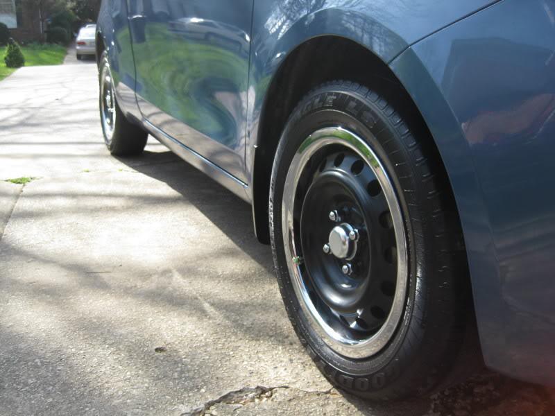car steel wheel