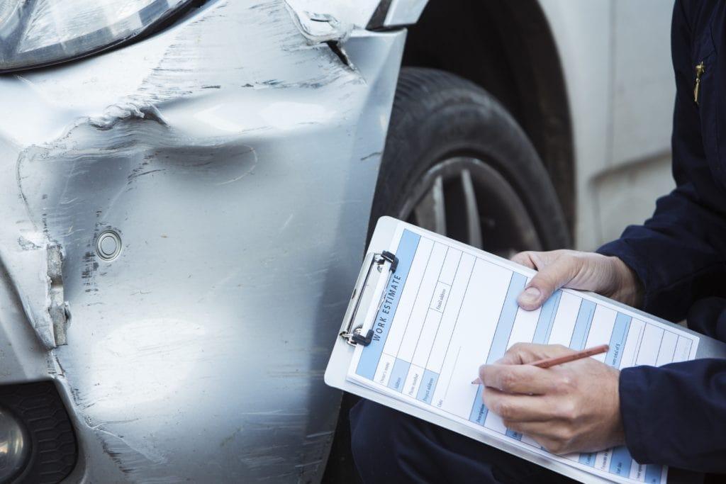 car accident appraisal