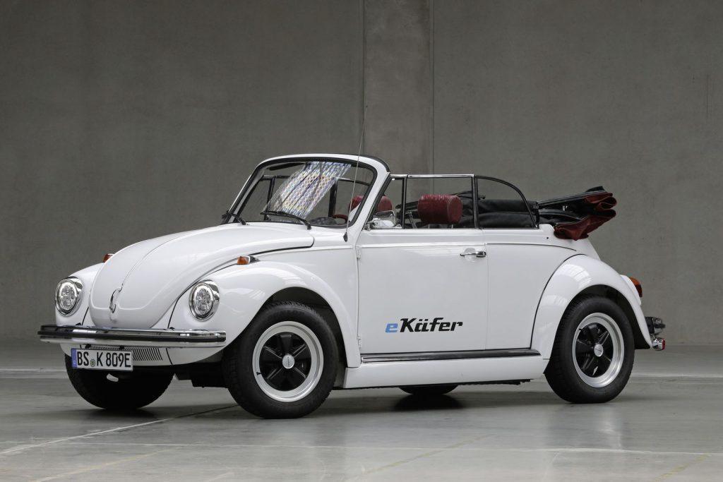 Volkswagen e-Beetles