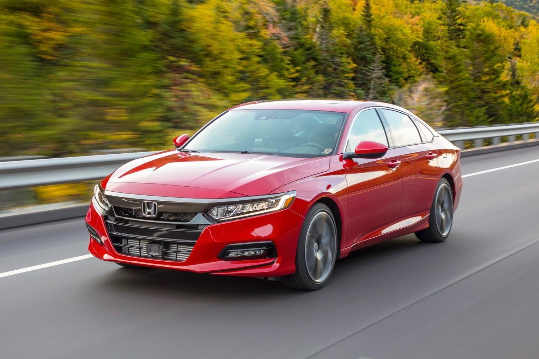 car terms 2019 FWD Honda Accord