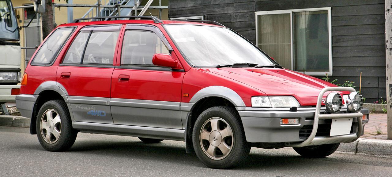 Honda Civic generations