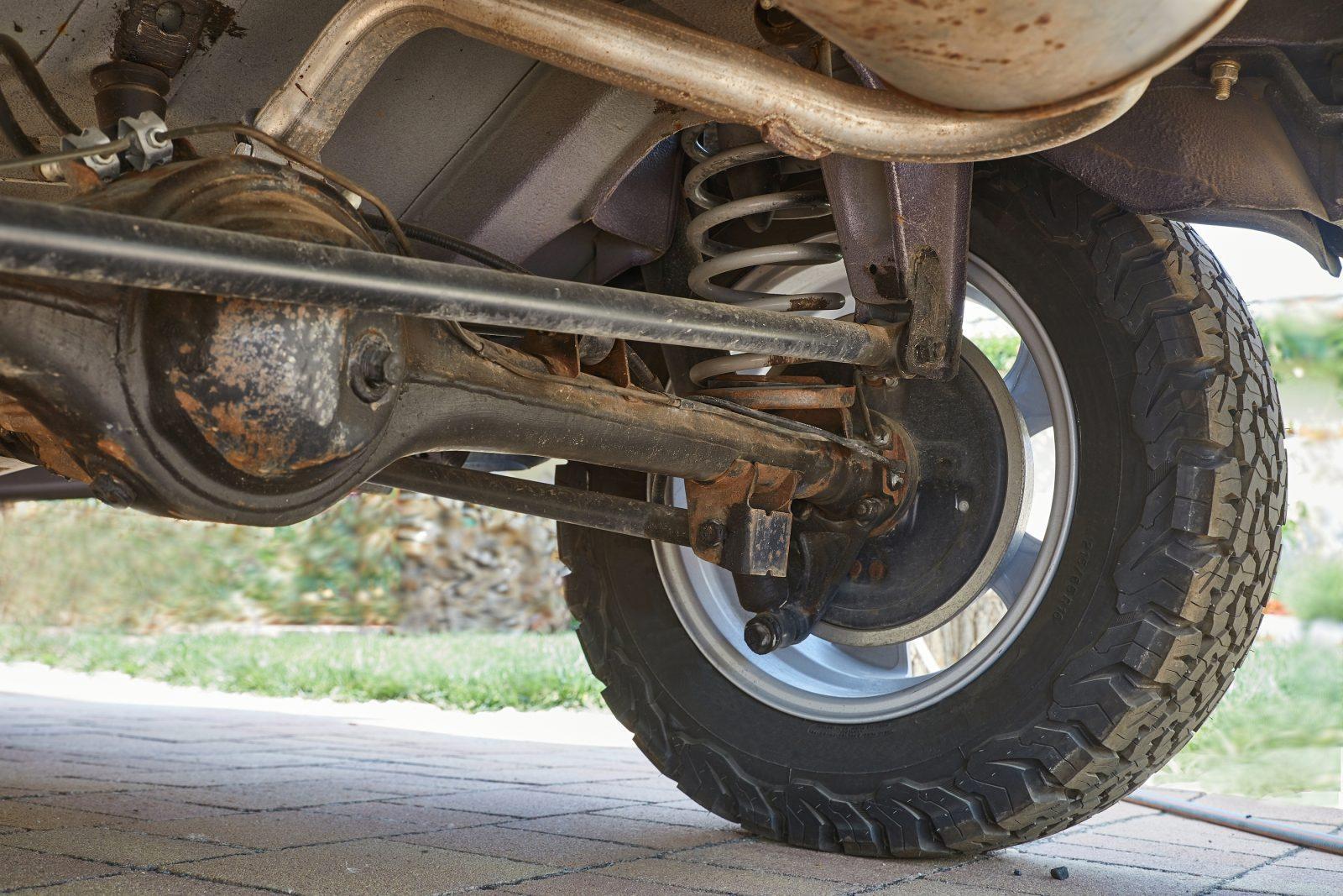 rear differential stop leak