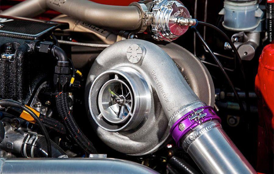 turbosupercharger