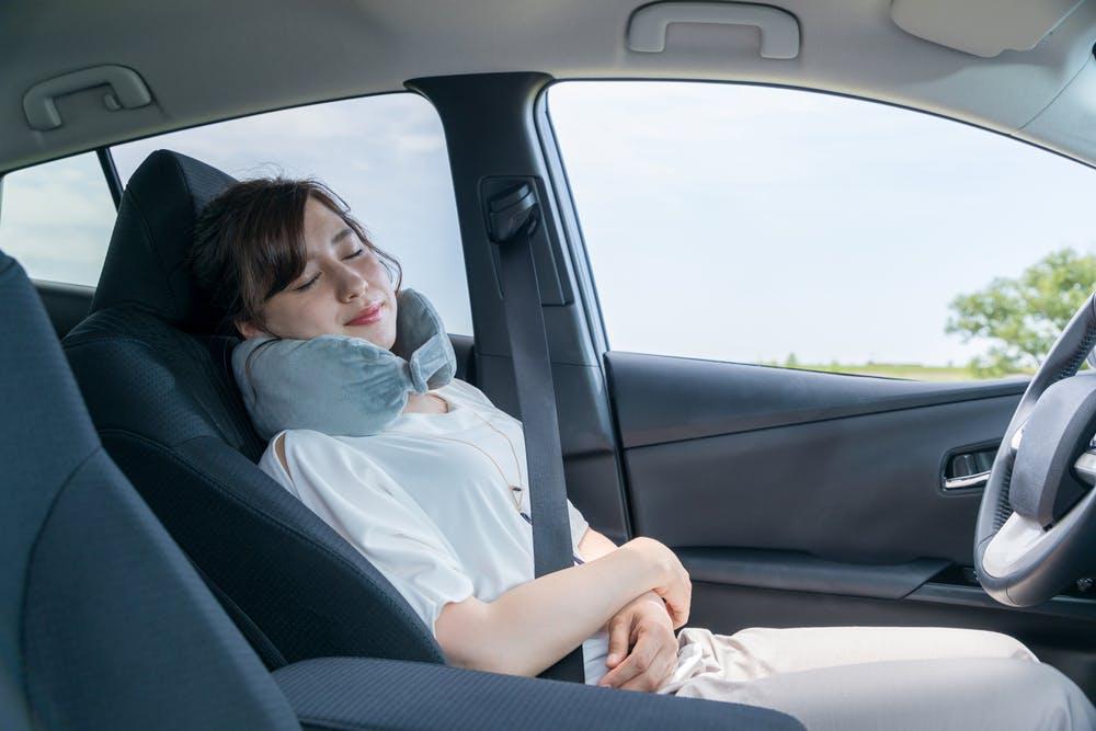stay awake while driving short nap
