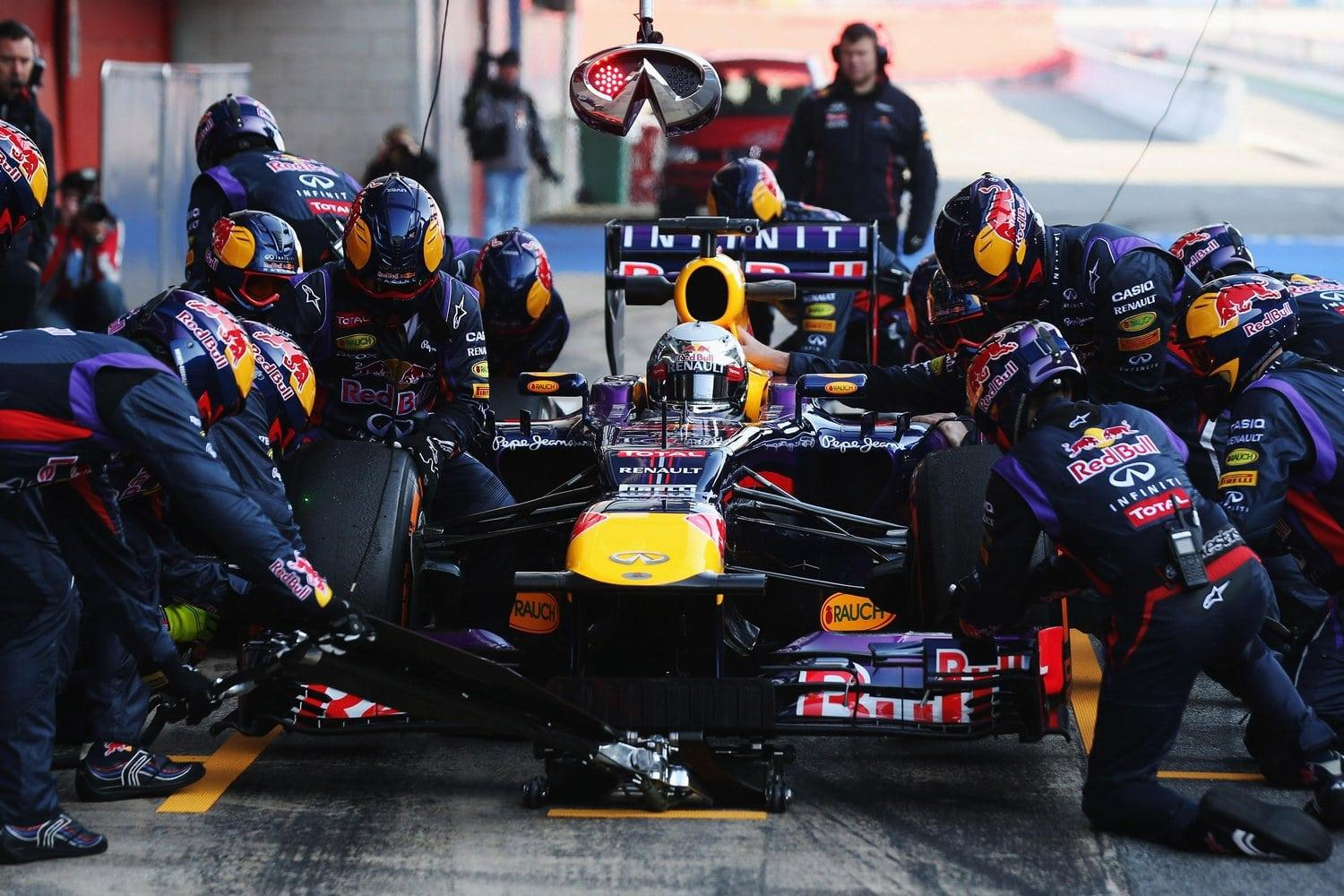 f1 pit stop beginners guide