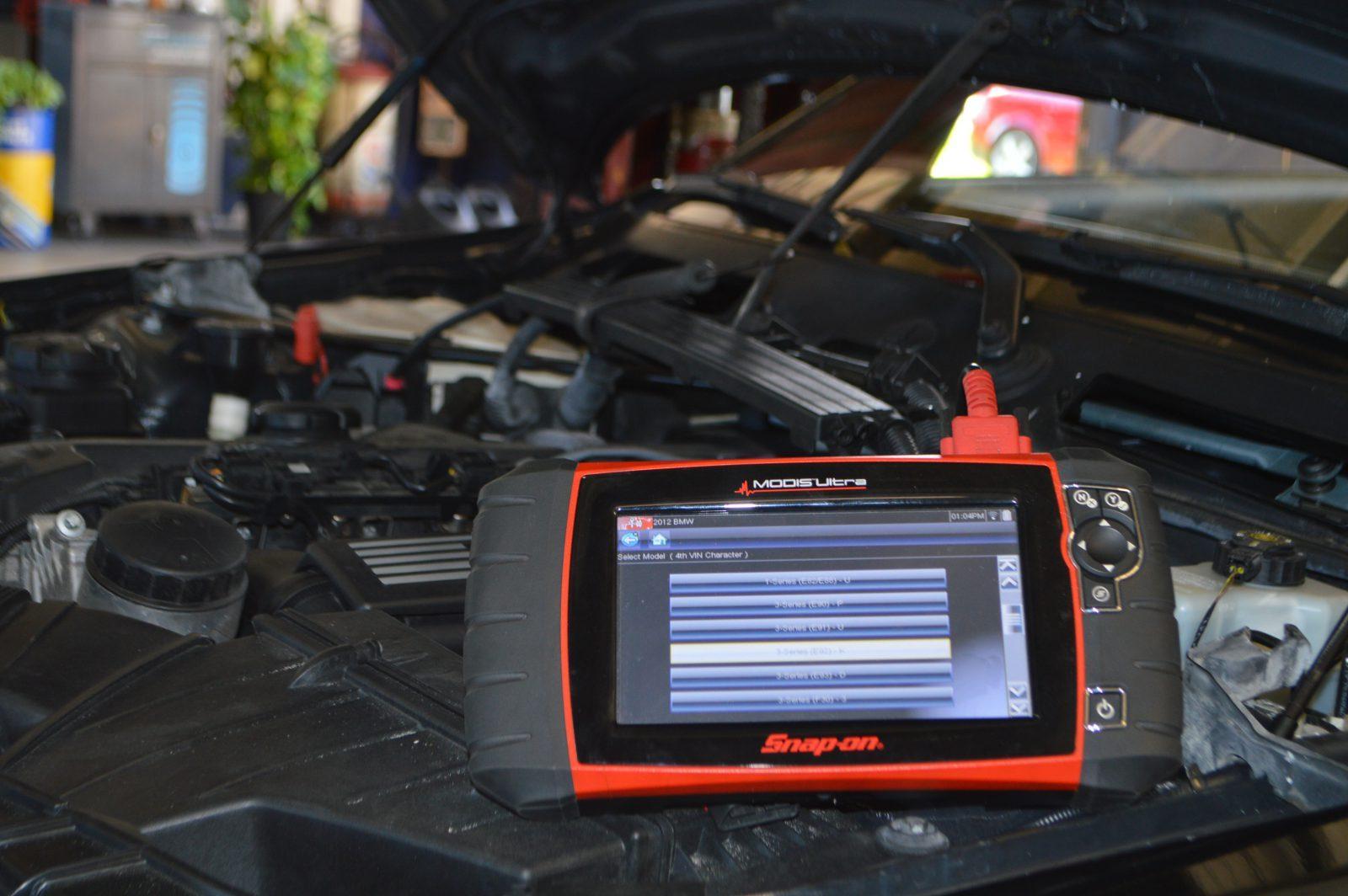 OBD2 scanner
