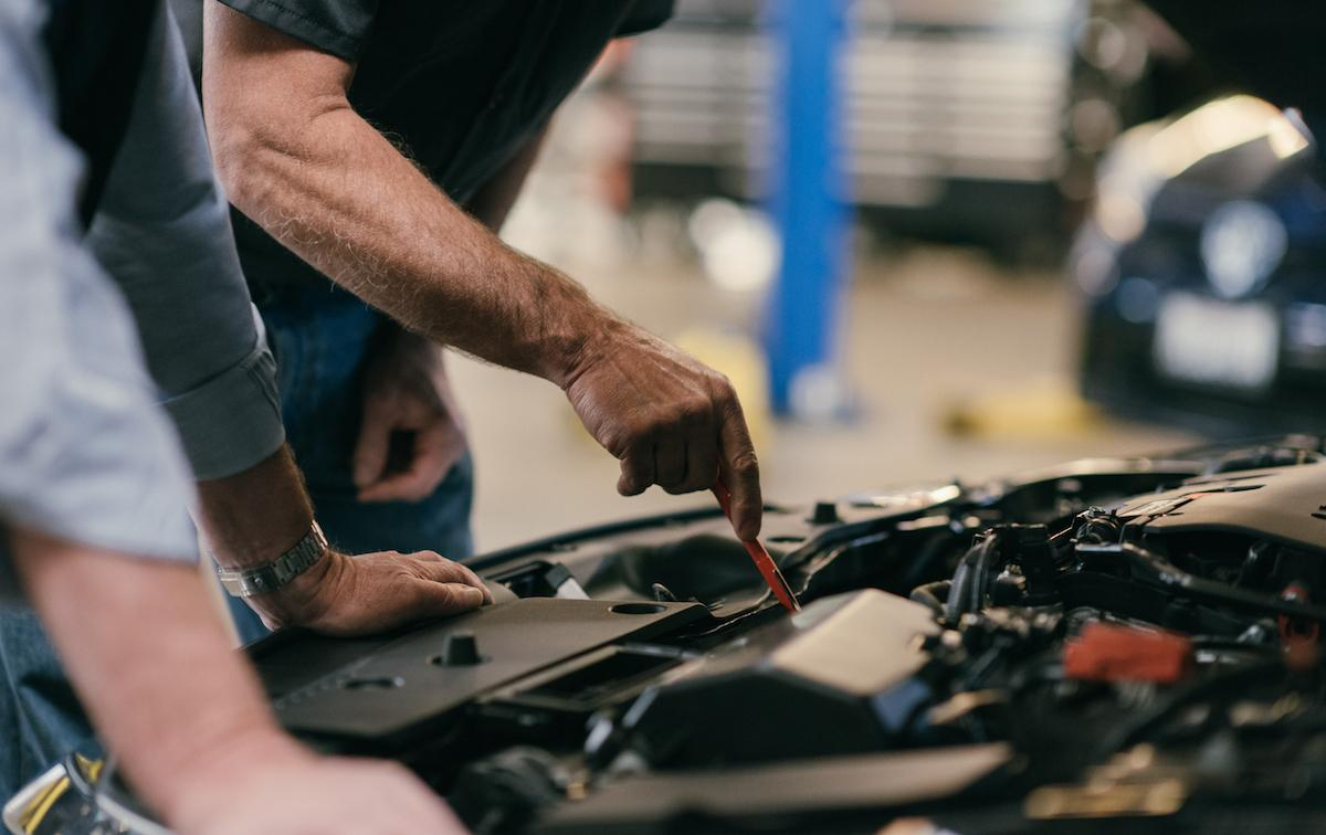 how to find and prevent vacuum leak