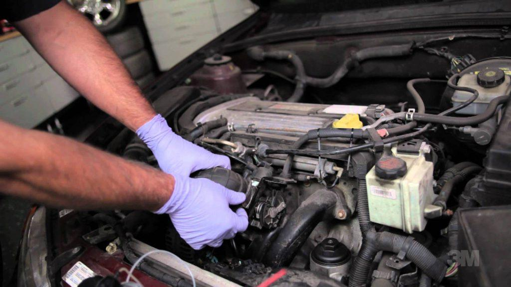 How to change a fuel pump