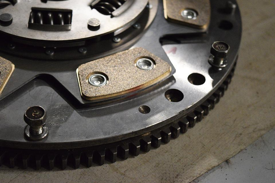 How to resurface a flywheel