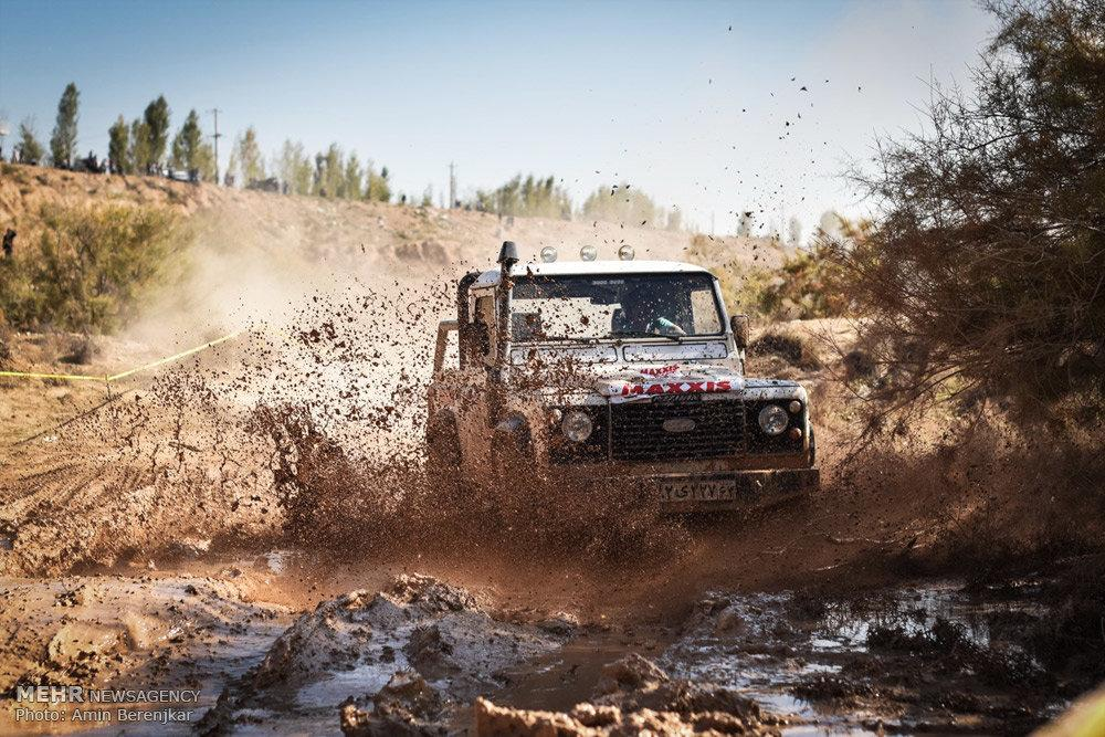 4WD off-roading
