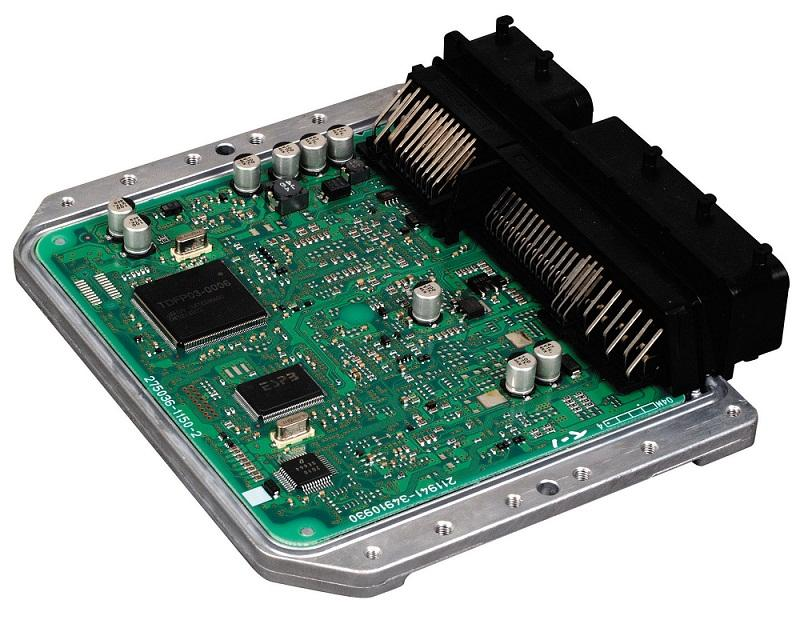 car Electronic Control Module