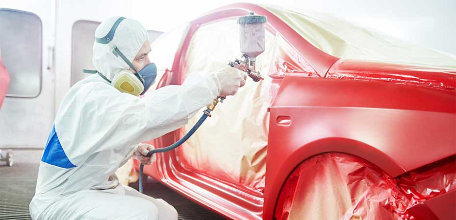 truck painting professional services