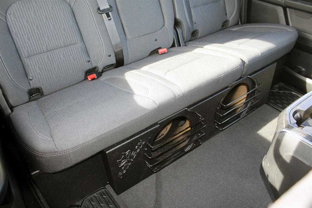 truck speaker system
