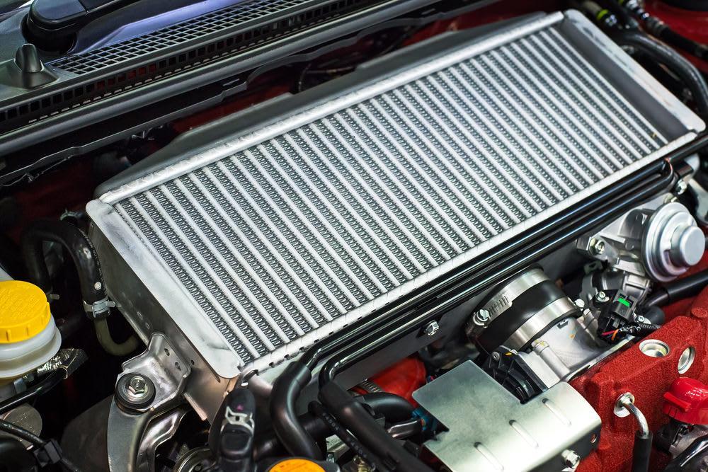 car parts radiator