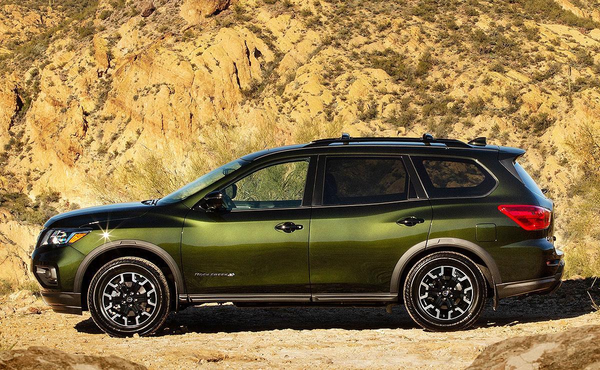Nissan Pathfinder SL 4WD