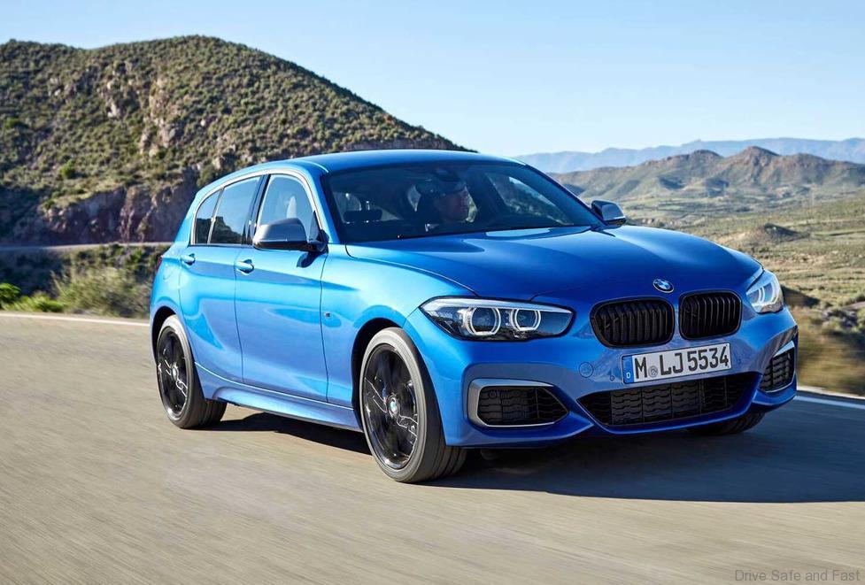RWD car BMW M140i