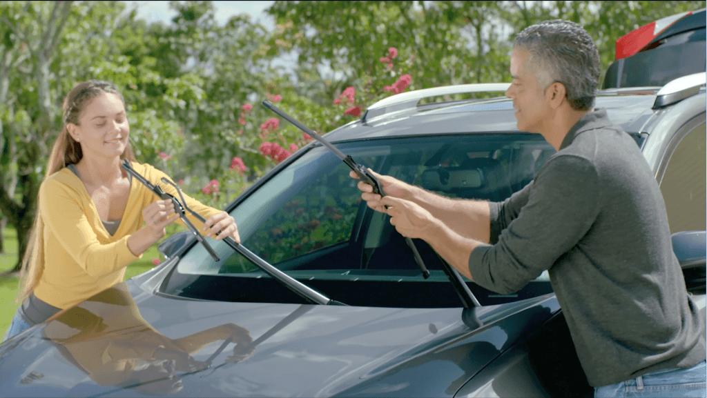 Bad windshield wiper motor