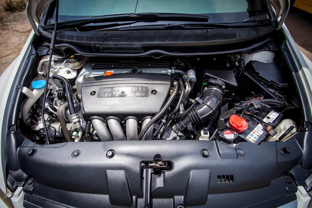 basic car parts engine