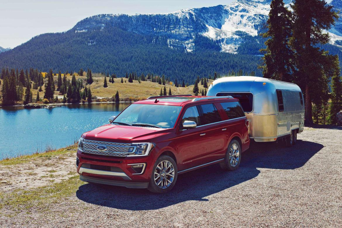 SUV ford expedition weight