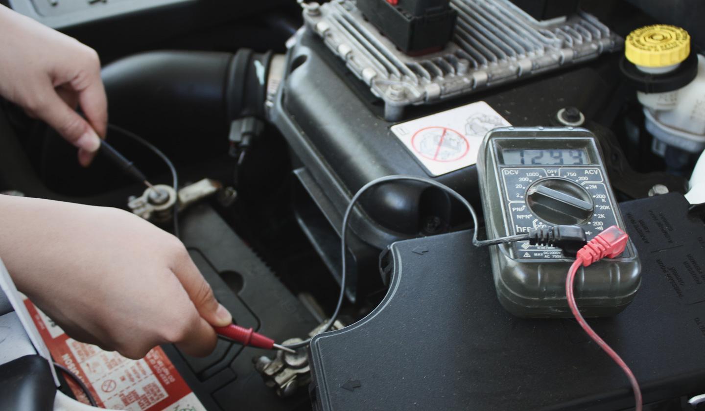 car parts battery