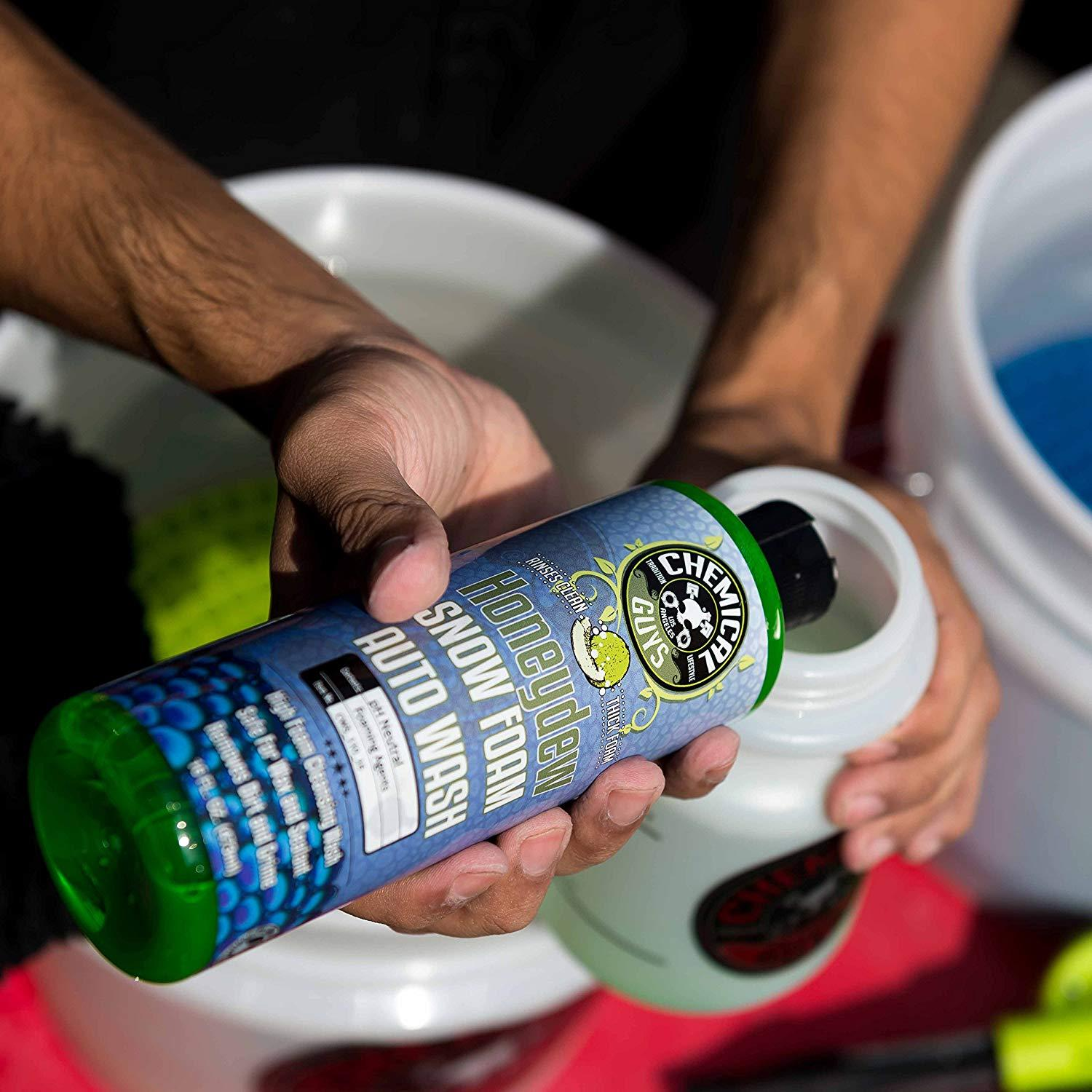 Chemical Guys CWS11016 Car Wash Soap and Cleanser