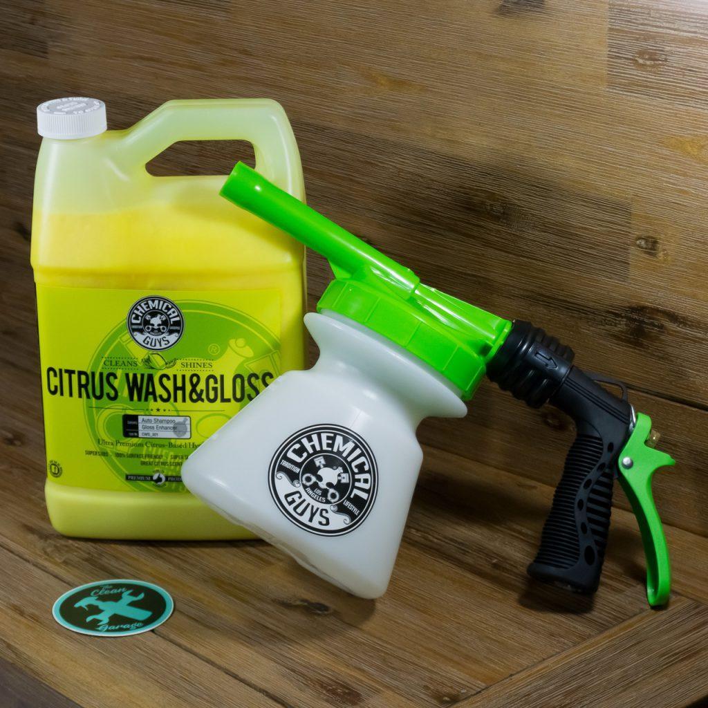 Chemical Guys CWS301 Citrus Wash