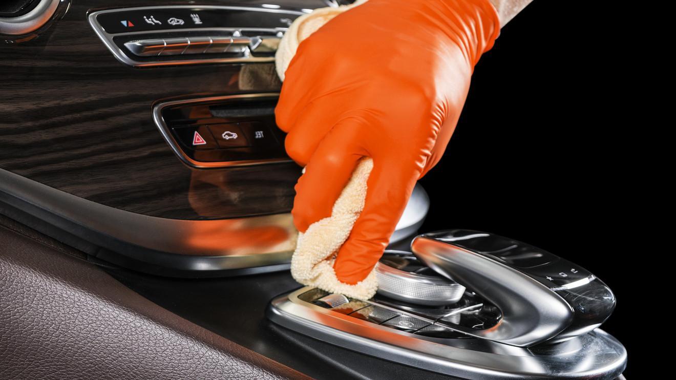 clean car coronavirus