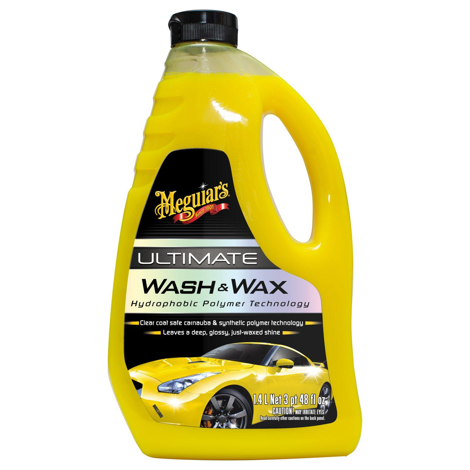 Meguiar's G17748 Wash and Wax