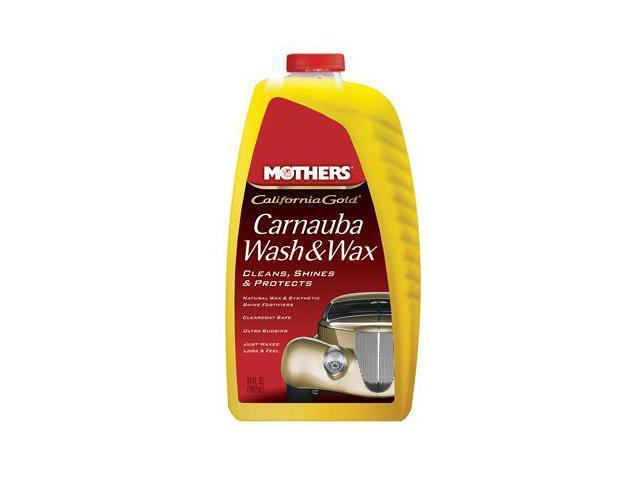 Mothers 05674 California Gold Carnauba Wash & Wax