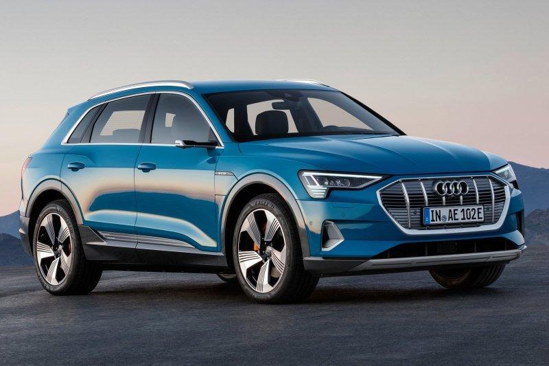 Audi hybrid car