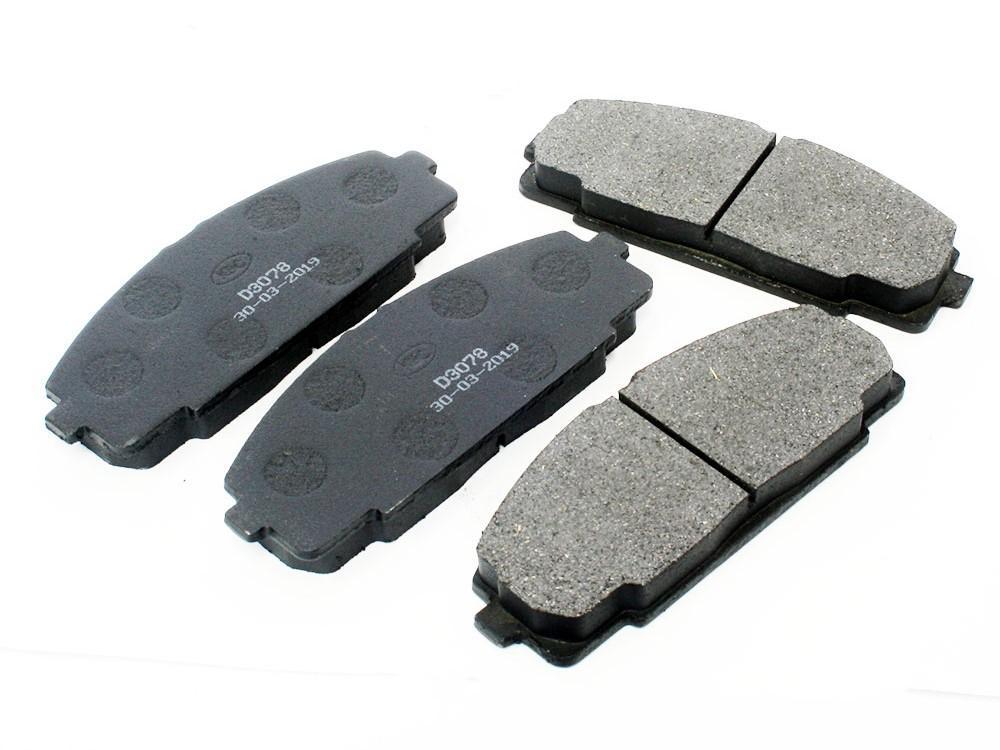 brake shoes vs brake pads