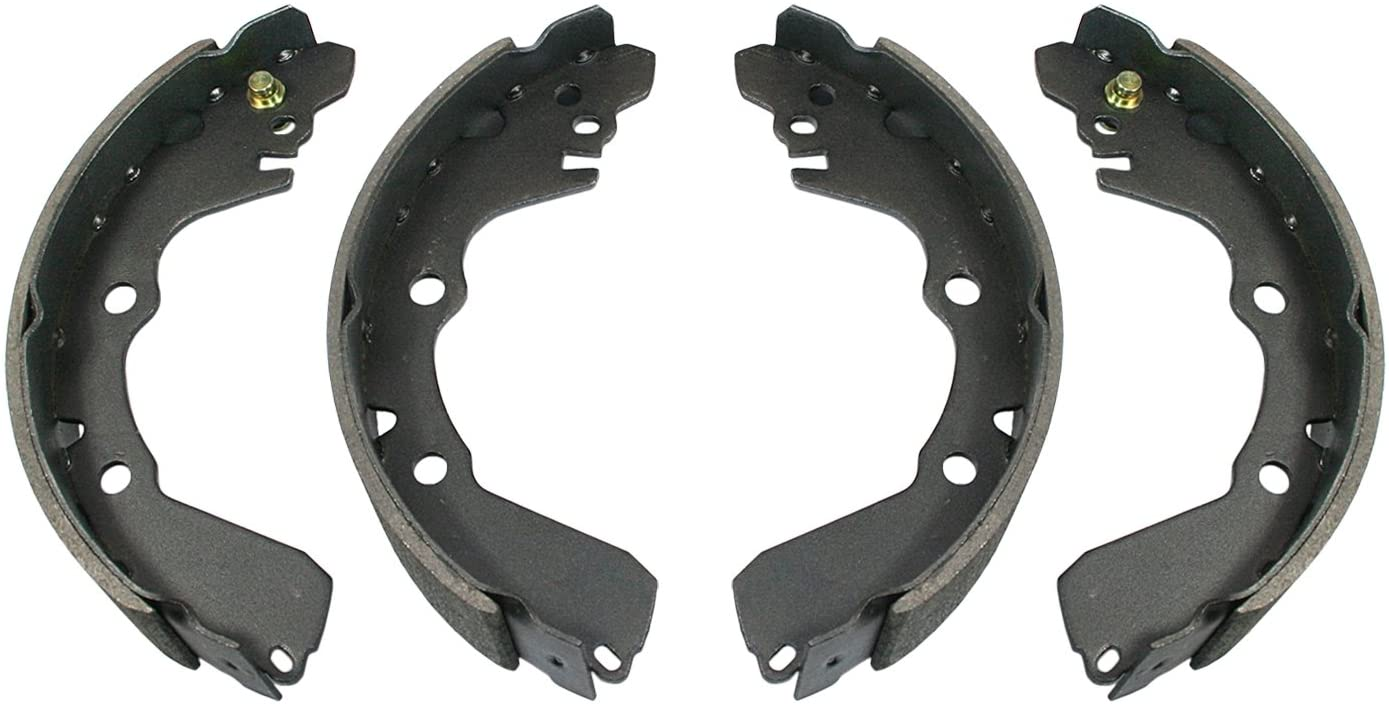 difference between brake pads and shoes