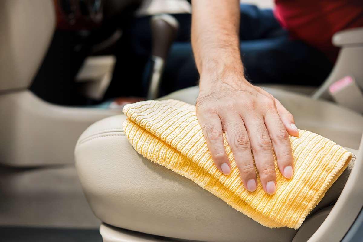 car cleaning kill coronavirus