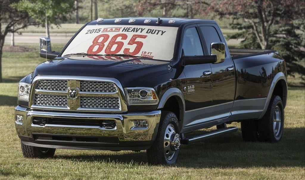 3/4 ton truck