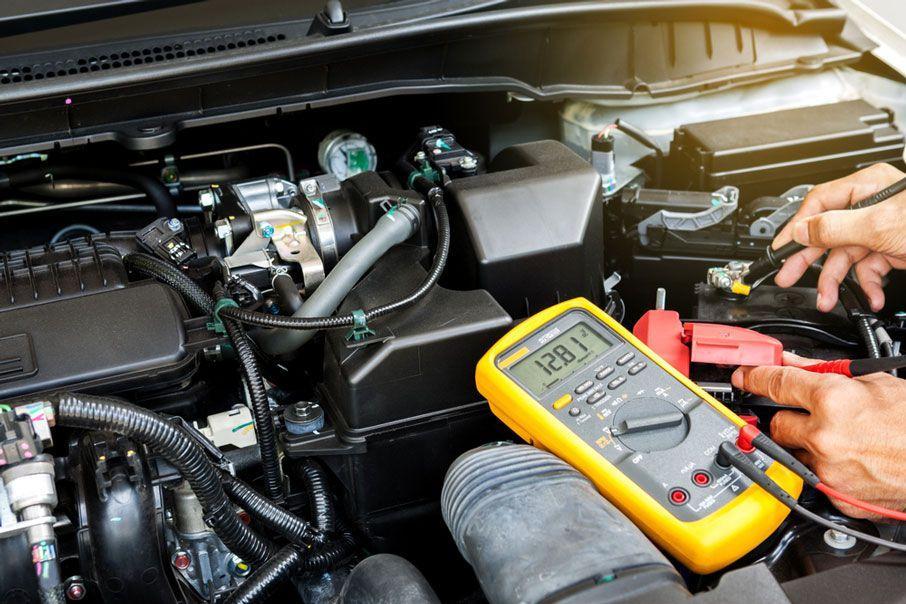 text car battery