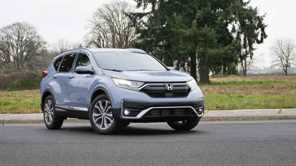 Honda CR-V 2020 vs 2019