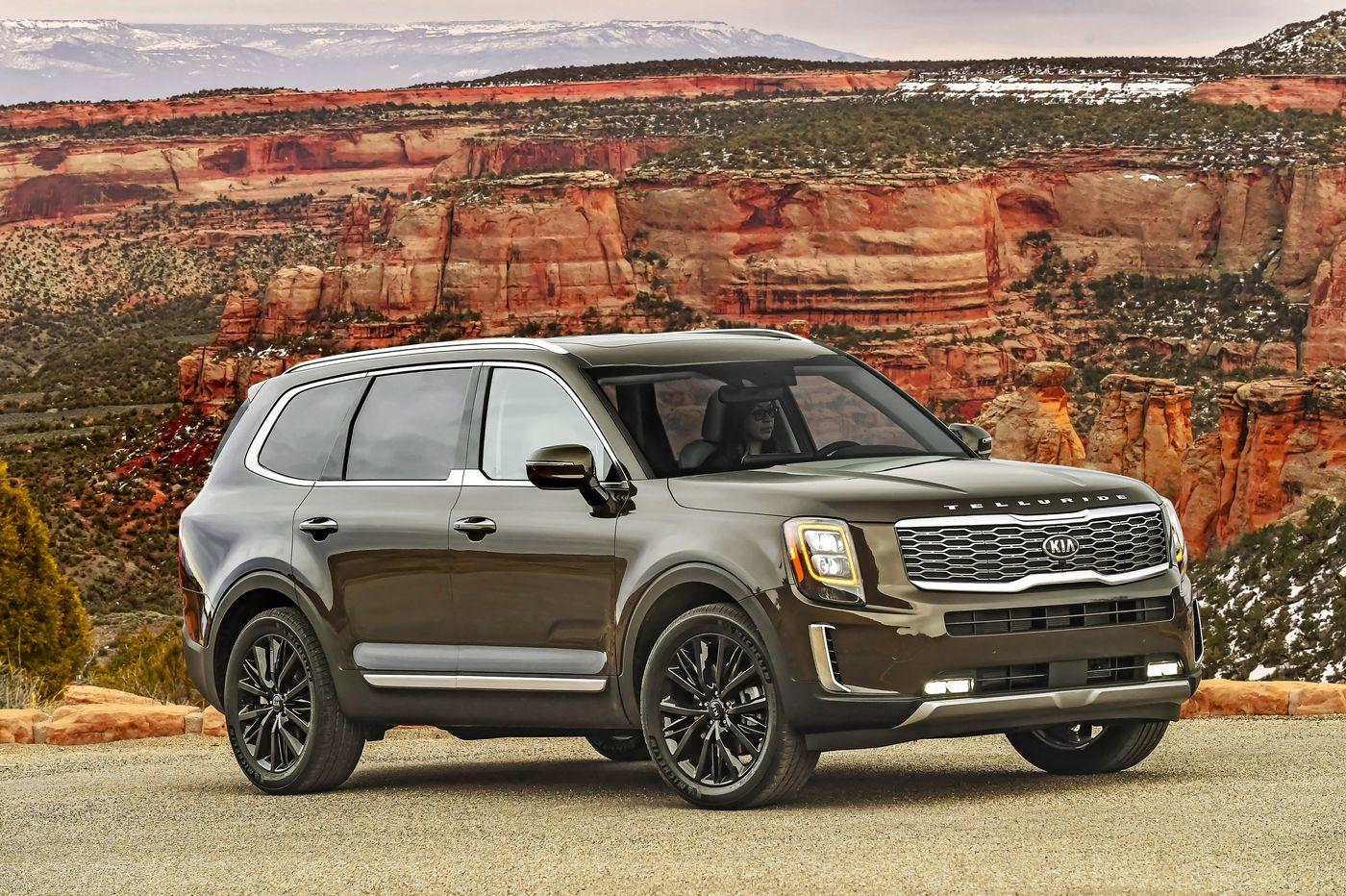 5 Of The Best 3 Row Suv Cars For A Large Family