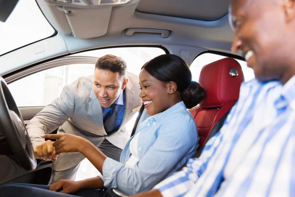 buy car with no license test drive