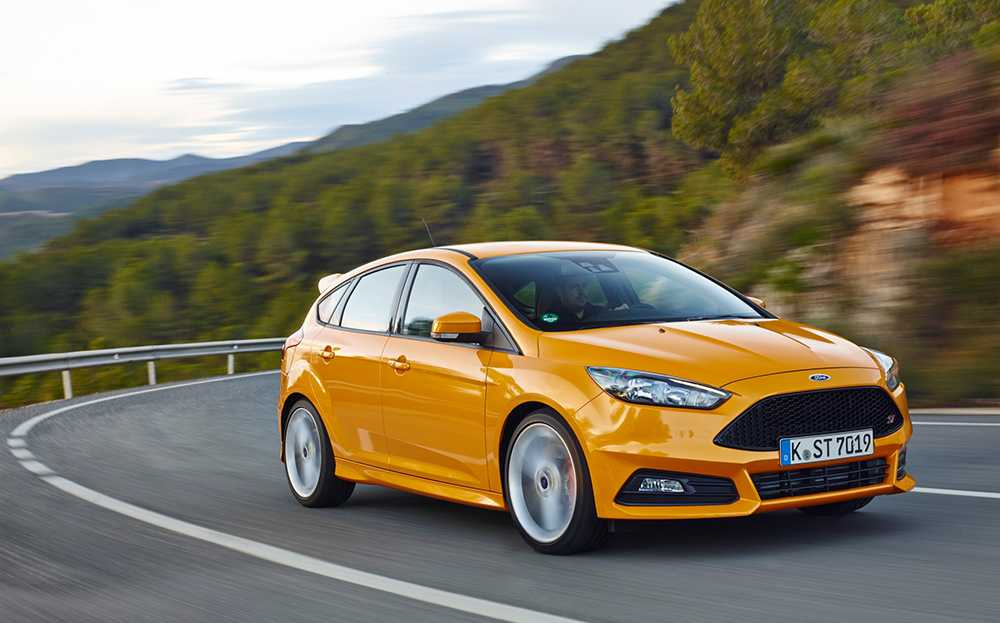 Ford Focus transmission recall