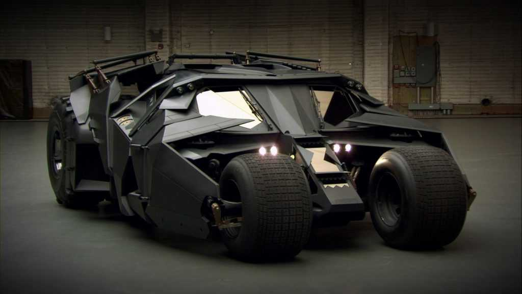 Most memorable cars from movies