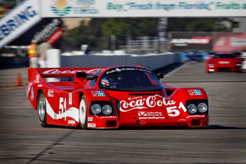 race car technologies