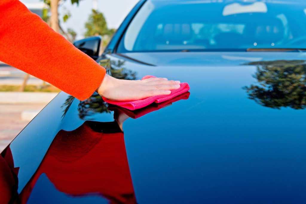 benefits of waxing car