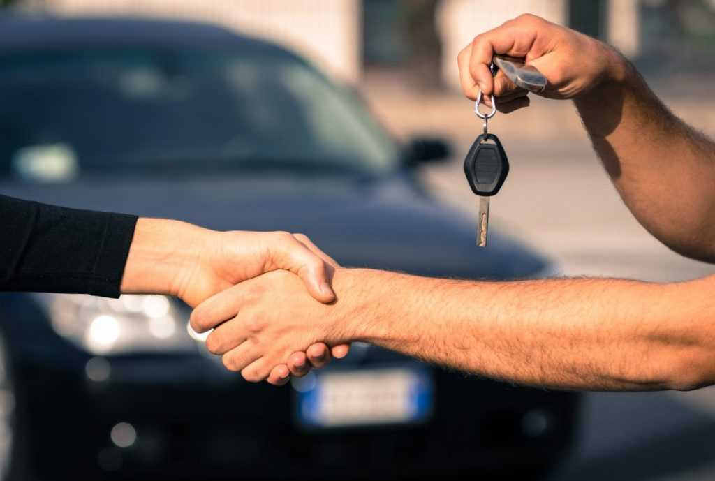 how to buy a car with no license