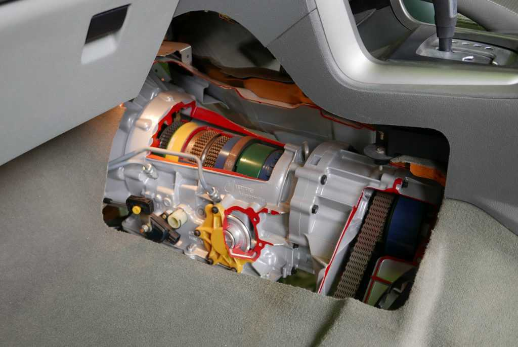 How to replace FWD automatic transmission