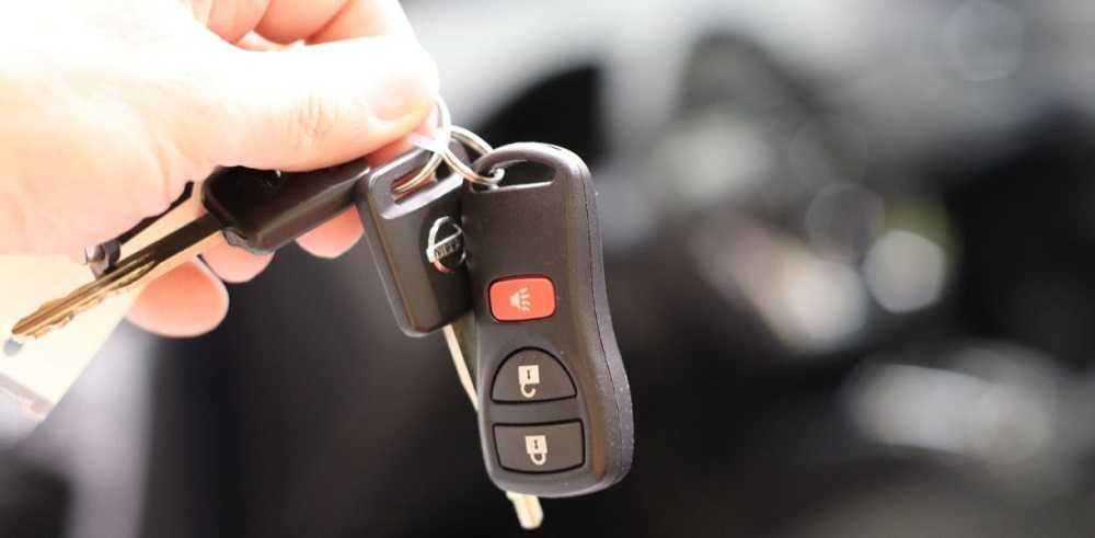 car door wont lock with remote