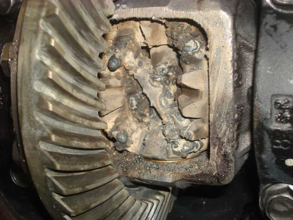 What Is A Welded Diff