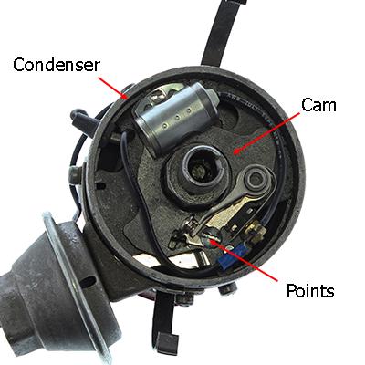 distributor based ignition system